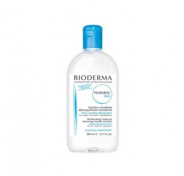 Hydrabio H2O Solución Micelar, 500 ml. - Bioderma