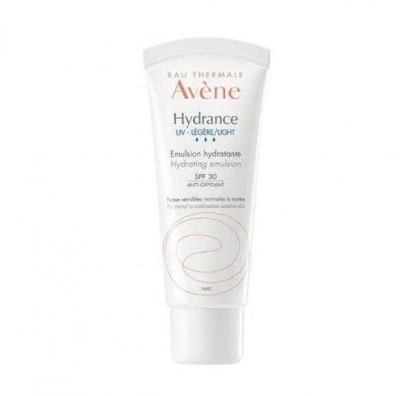 Hydrance UV- Ligera Emulsión Hidratante SPF 30, 40 ml. - Avene