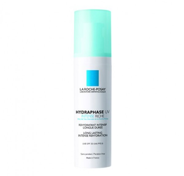Hydraphase Intense UV Rica, 50 ml. - La Roche Posay