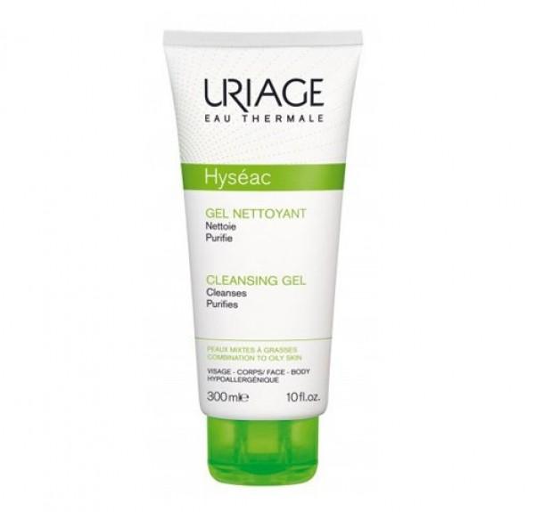 Hyséac Gel Limpiador Purificante, 150 ml. - Uriage