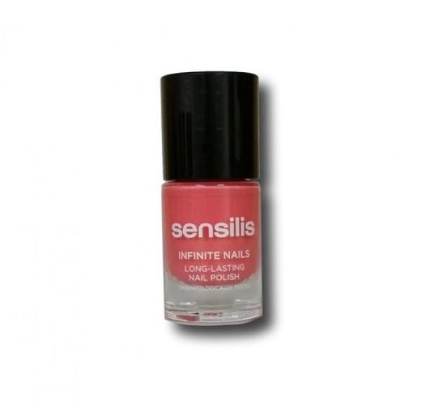 Infinite Nails Tono 02 Coral, 10 ml. - Sensilis