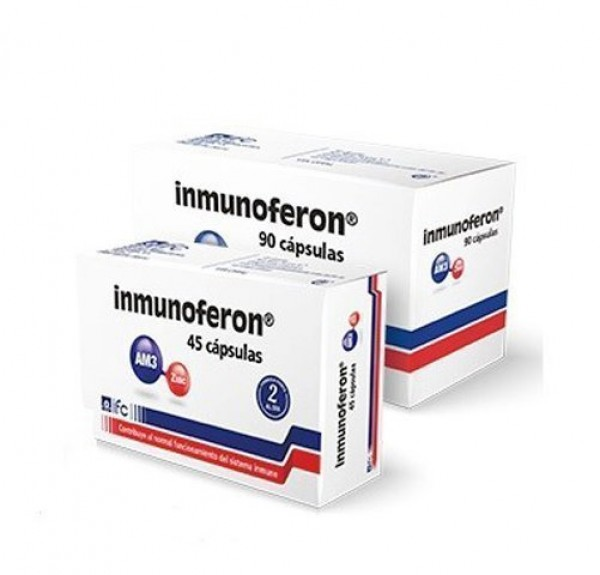 Inmunoferon, 45 capsulas - Cantabria Labs