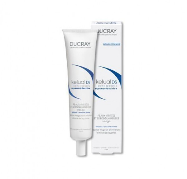 Kelual DS Crema Calmante, 40 ml.- Ducray
