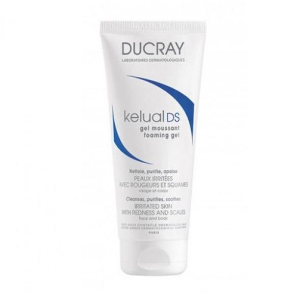 Kelual DS Gel Limpiador, 200 ml. - Ducray