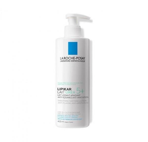 Lipikar Lait Urea 5+ Lotion 400 ml. - La Roche Posay