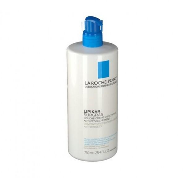Lipikar Sugras Crema Lavante, 750 ml. - La Roche Posay