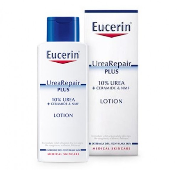 Lotion UreaRepair PLUS 10% Urea, 400 ml. - Eucerin