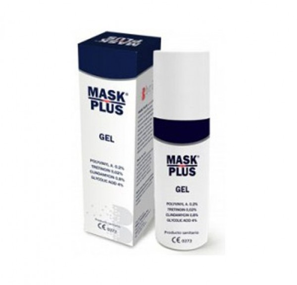 Mask Plus Gel, 30 ml.- IFC