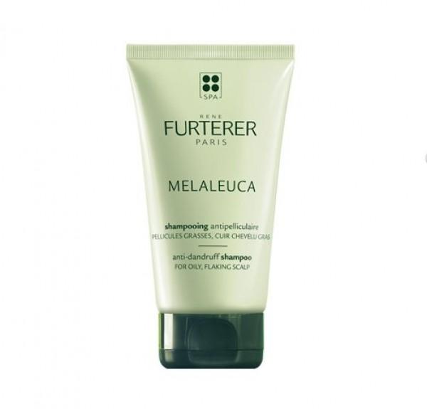 Melaleuca Champú Anticaspa Grasa, 150 ml. - René Furterer