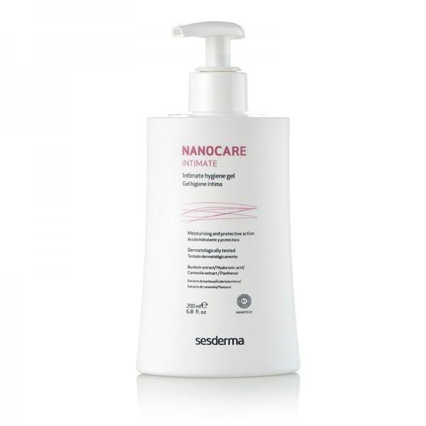 Nanocare Intimate Gel Higiene Íntima, 200 ml. - Sesderma