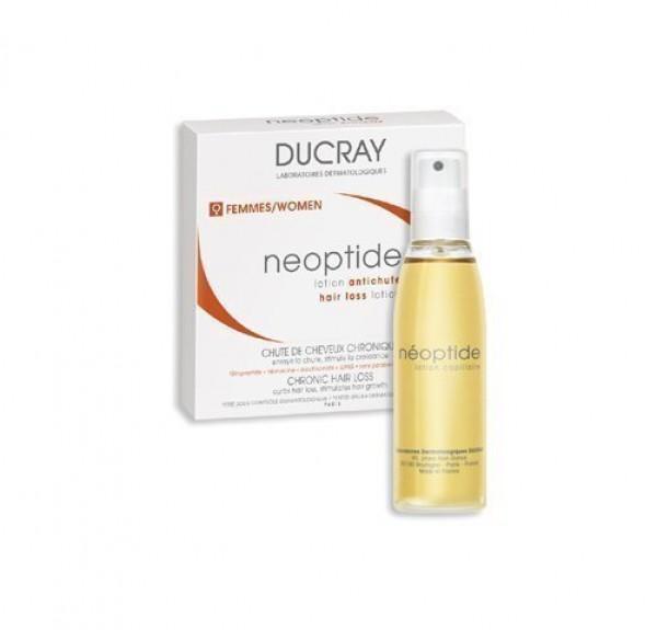 Neoptide Loción Mujer Anticaída, 3x30 ml. - Ducray