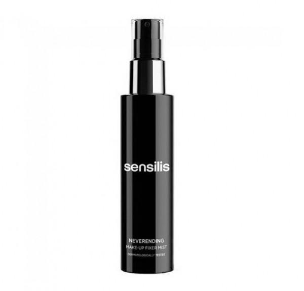 Neverending Make-Up Fixer Mist, 100 ml. - Sensilis