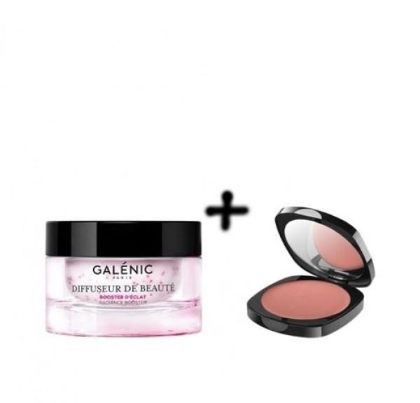 Pack Diffuseur de Beauté Activador de Luminosidad 50 ml. + Teint Lumière Blush Crema Rosado, 5 g. Regalo!. - Galénic