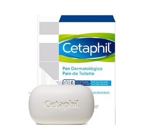 Pan Dermatológico, 125 g. - Cetaphil