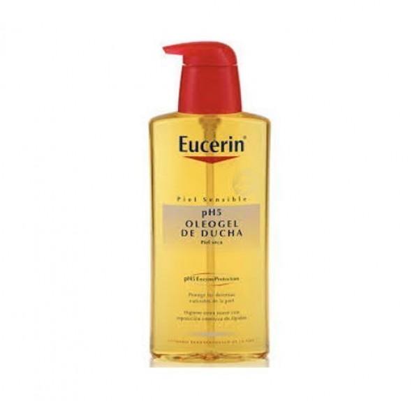 pH5 Oleogel de Ducha, 1000 ml. - Eucerin