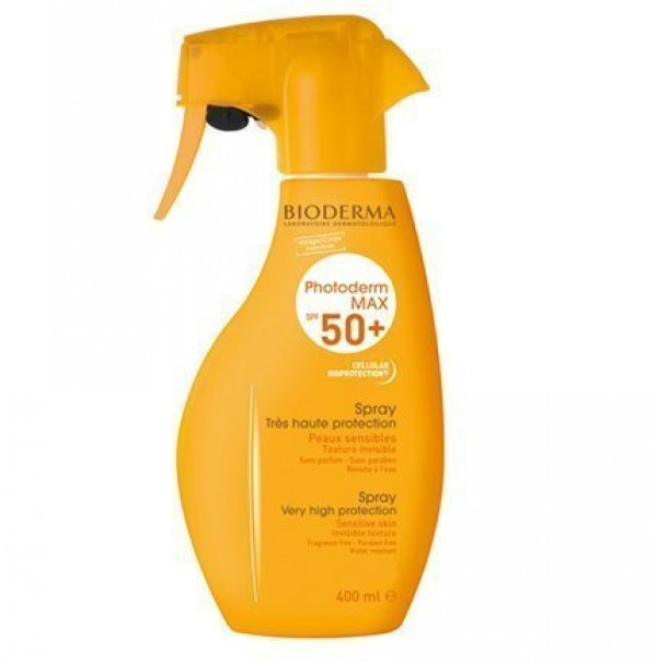 Photoderm MAX Familiar Spray SPF50, 400 ml. - Bioderma