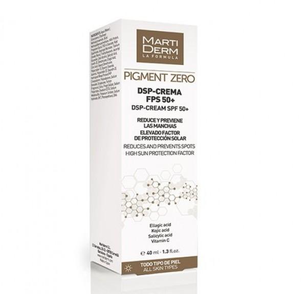 Pigment Zero Crema FPS 50+, 30 ml. - Martiderm