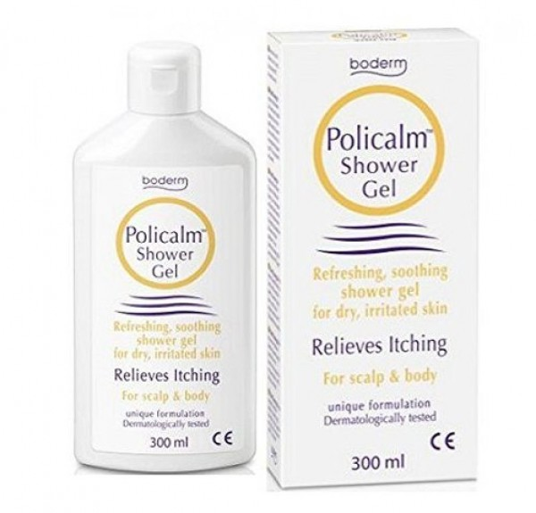 Policalm Shower Gel, 300 ml. - Olyan Farma