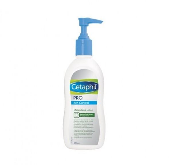 PRO Itch Control Loción Hidratante, 295 ml. - Cetaphil