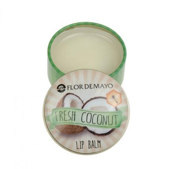 Protector Labial Fresh Coconut, 15 g. - Flor de Mayo