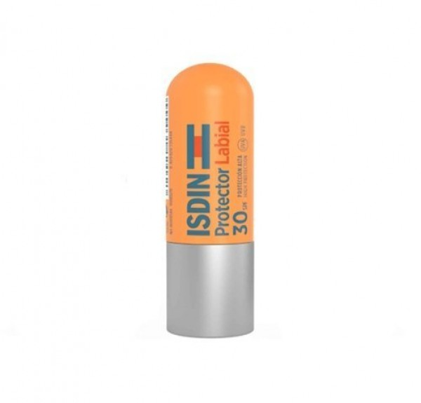 Protector Labial Protección Alta SPF 30, 4 g. - Isdin
