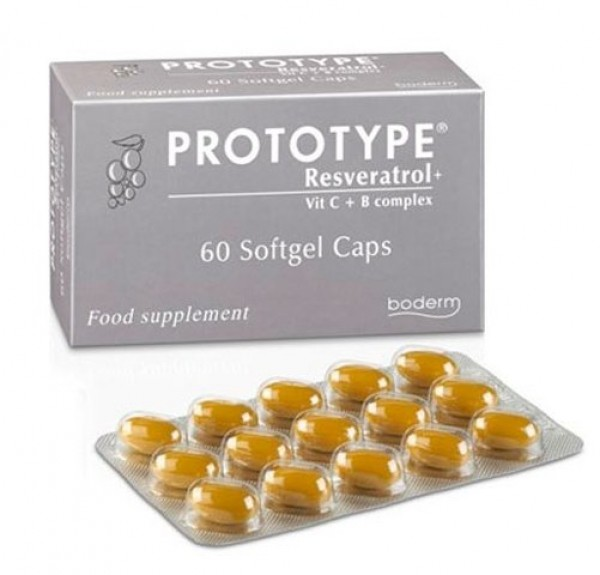 Prototype Capsulas Antiedad, 60 capsulas - Olyan Farma
