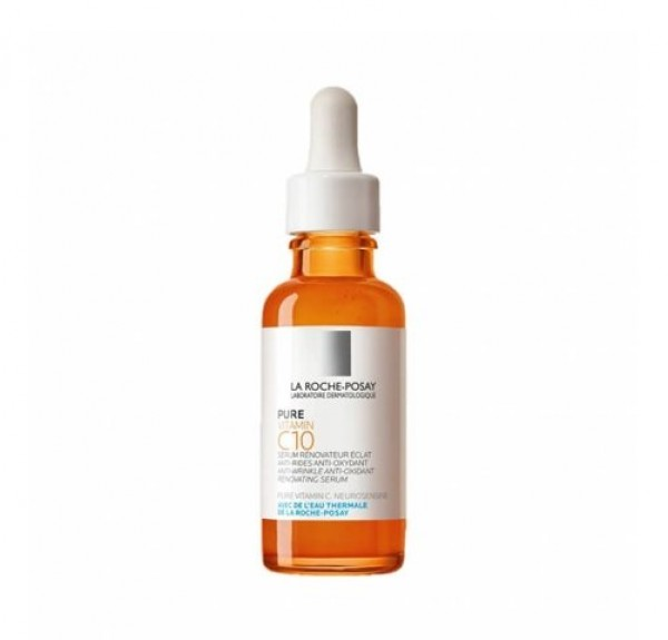 Pure Vitamin C10 Sérum, 30 ml. - La Roche Posay