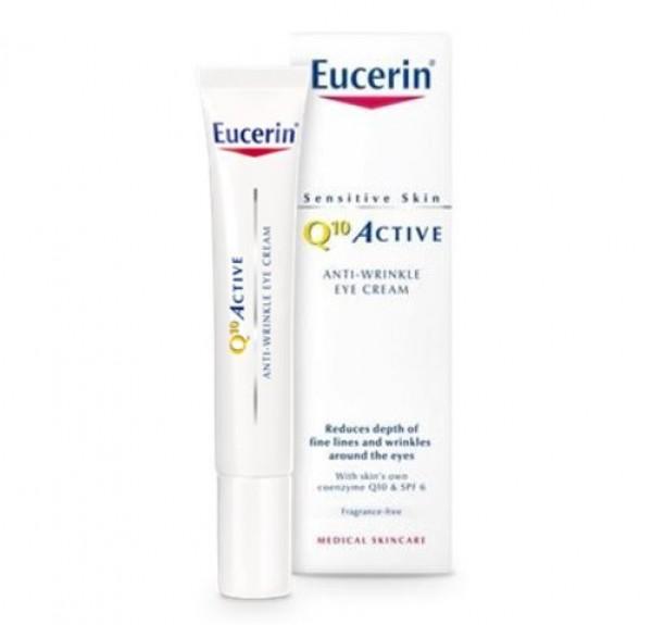 Q10 ACTIVE Contorno de ojos, 15 ml. - Eucerin