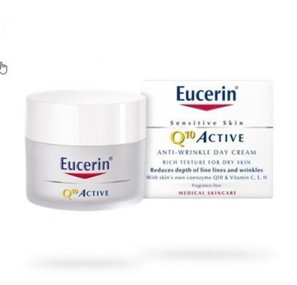 Comprar Q10 ACTIVE Crema Día Anti-arrugas Piel Seca 50 ml..
