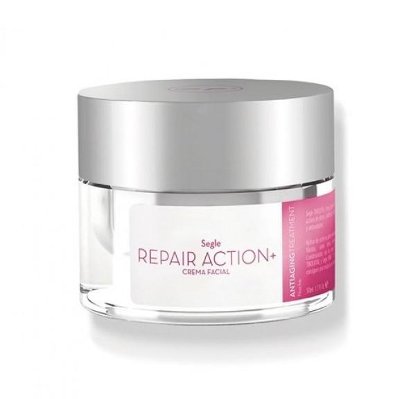 Repair Action + Crema Facial Noche, 50 ml. - Segle Clinical