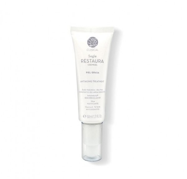 Restaura Crema-Gel Piel Grasa, 50 ml. - Segle Clinical