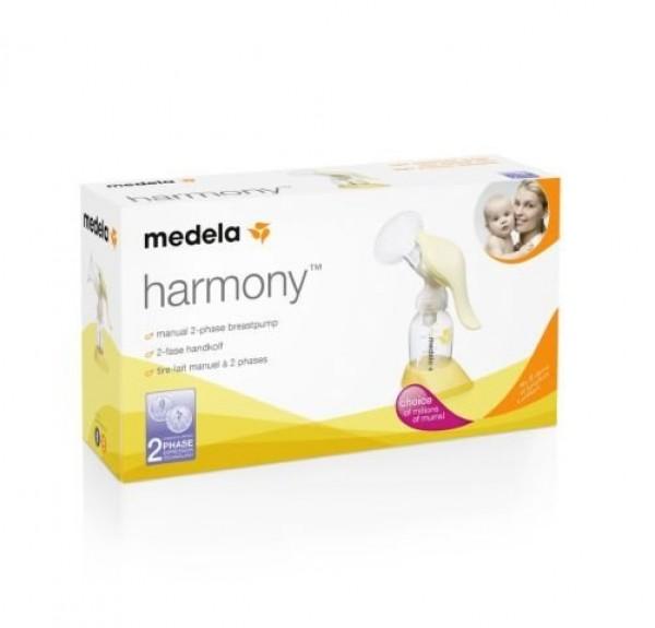 Sacaleches Manual Harmony . - Medela