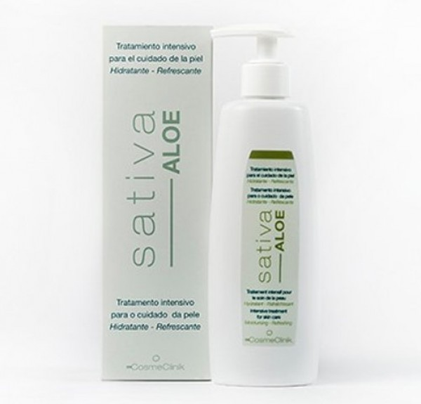 Sativa ALOE, 250 ml. - Cosmeclinik