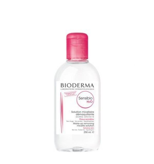 Sensibio H2O Solución Micelar, 250 ml. - Bioderma