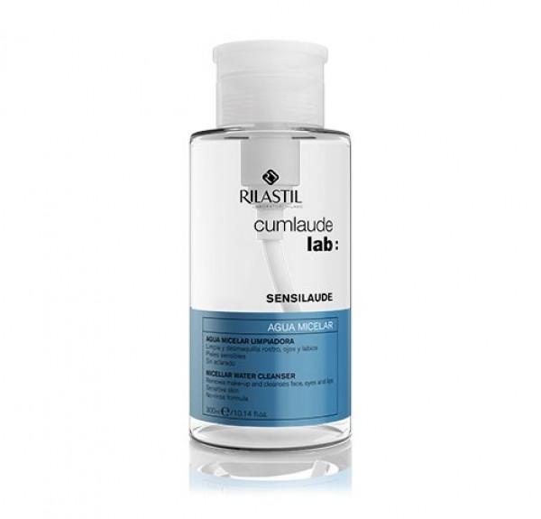 Sensilaude Agua Micelar, 300 ml. - Cumlaude