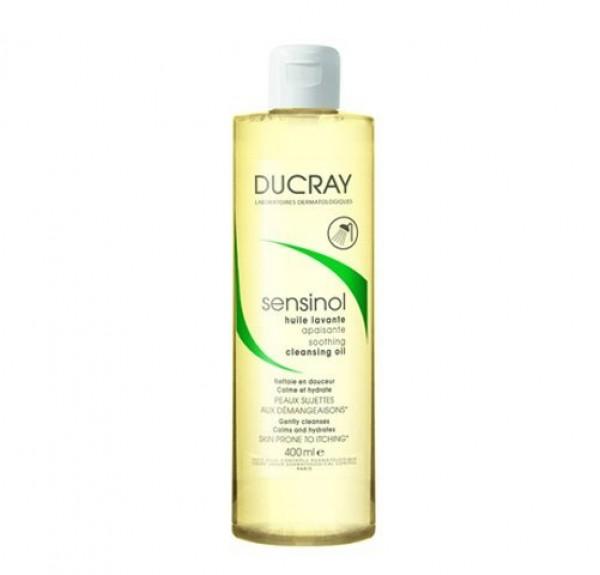 Sensinol Aceite Limpiador Calmante, 400 ml. - Ducray