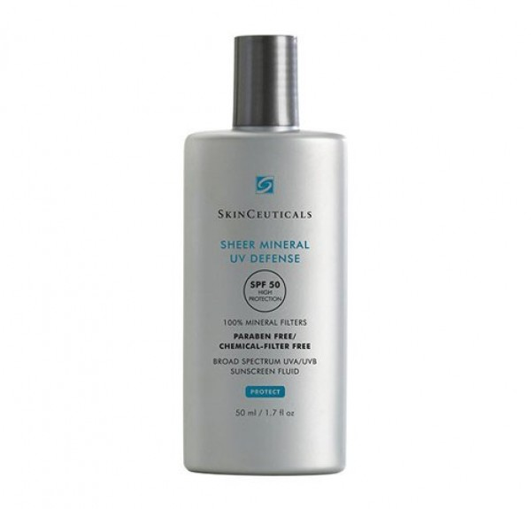 Sheer Mineral UV Defense SPF 50, 50 ml. - Skinceuticals