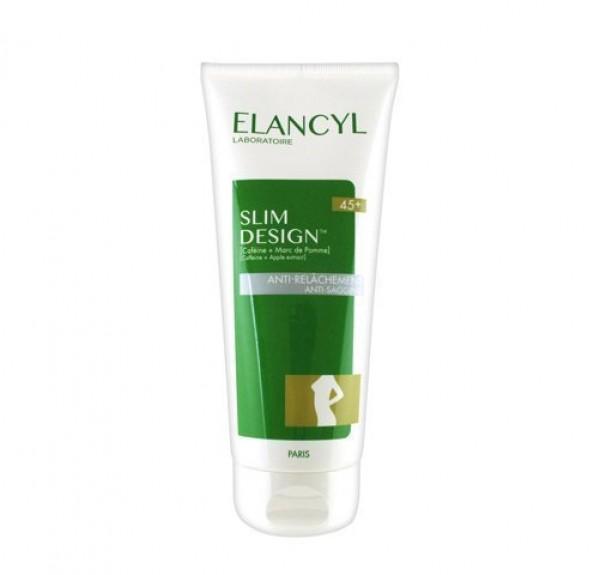 Slim Design 45+ Anti-Flacidez 200 ml. - Elancyl Laboratories