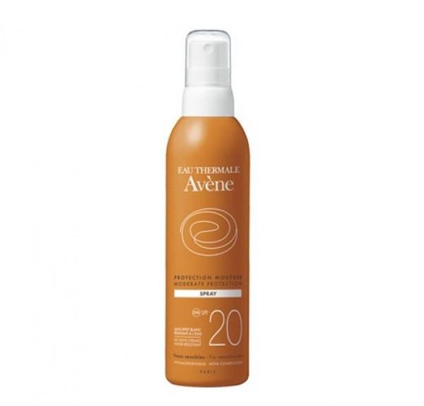 Spray Solar SPF 20,  200 ml. - Avene