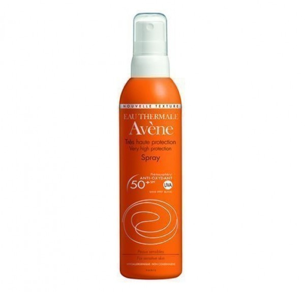 Spray Solar SPF 50+ Ultraprotección, 200 ml. - Avene