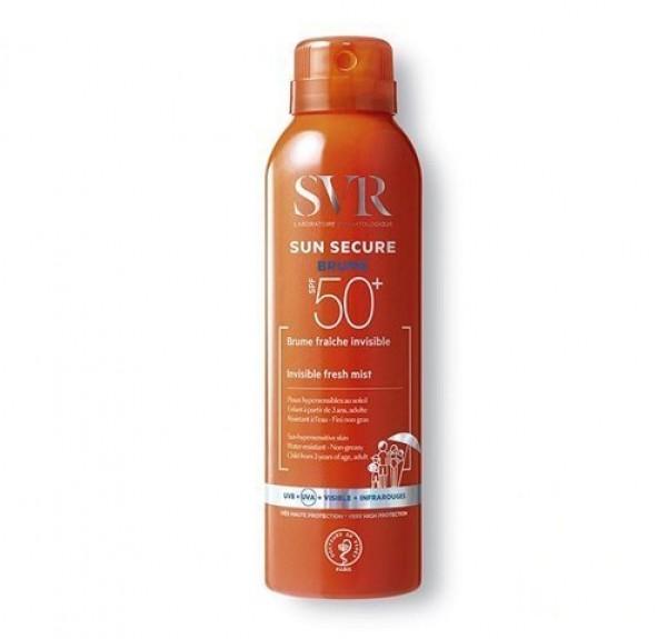 Sun Secure Bruma SPF 50+ , 200 ml. - SVR