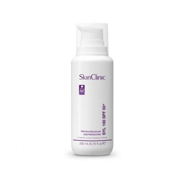 Syl 100 SPF 50+, 200 ml. - SkinClinic