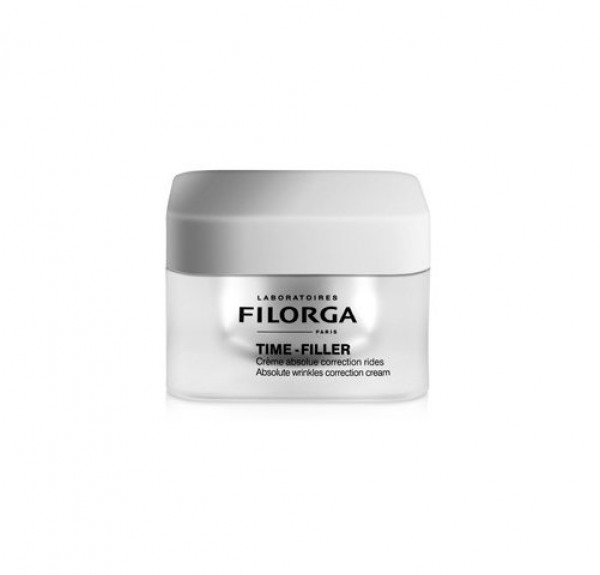 TIME-FILLER Crema antiarrugas absoluta, 50 ml. - Filorga
