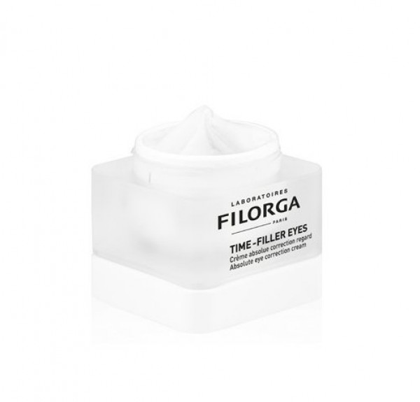TIME-FILLER EYES Crema absoluta corrección contorno de ojos, 15 ml. - Filorga