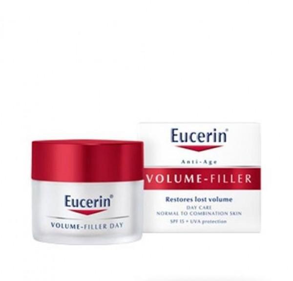 Volume Filler Crema Día Piel Normal/Mixta, 50 ml. - Eucerin