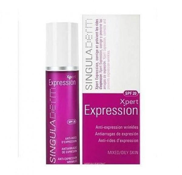 Xpert Expression Piel Mixta - Grasa, 50 ml. - Singuladerm