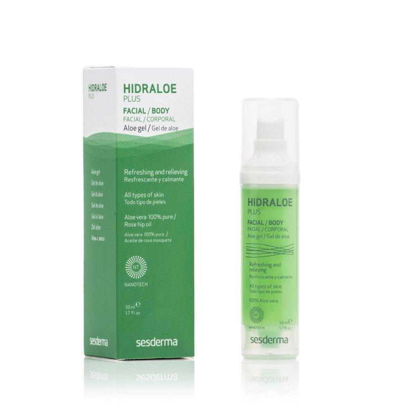 Hidraloe Plus Gel de Aloe, 50 ml. - Sesderma